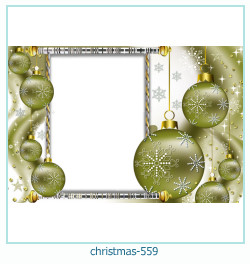 christmas Photo frame 559