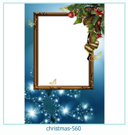 christmas Photo frame 560