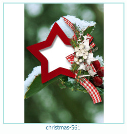 christmas Photo frame 561