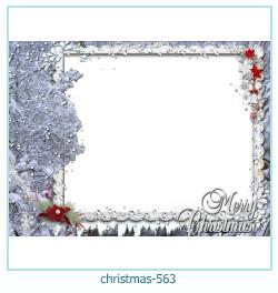 Karácsonyi képkeret 563