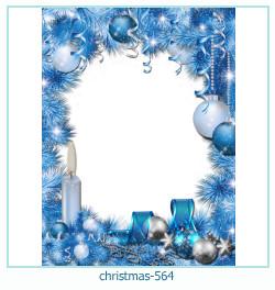 Karácsonyi képkeret 564