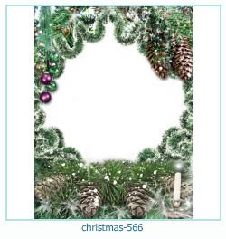 Karácsonyi képkeret 566