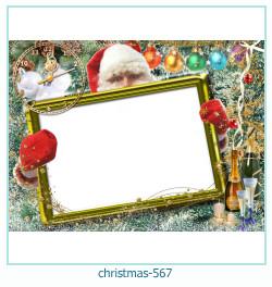 Karácsonyi képkeret 567