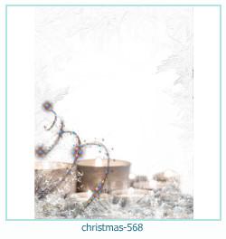 Karácsonyi képkeret 568