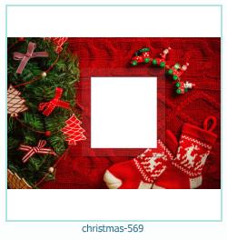 Karácsonyi képkeret 569