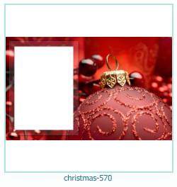 Karácsonyi képkeret 570