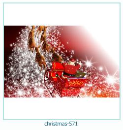 Karácsonyi képkeret 571