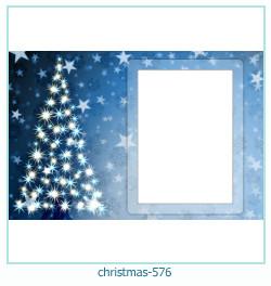 Karácsonyi képkeret 576