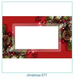 Karácsonyi képkeret 577