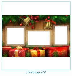 Karácsonyi képkeret 578