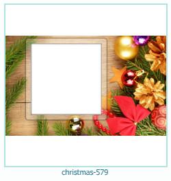 Karácsonyi képkeret 579