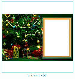 christmas Photo frame 58