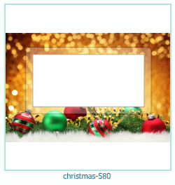 क्रिसमस फोटो फ्रेम 580