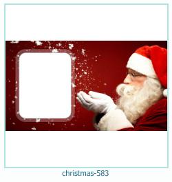 Karácsonyi képkeret 583