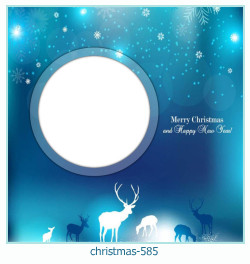 christmas Photo frame 585