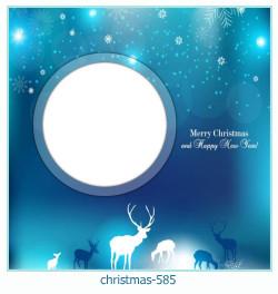 Karácsonyi képkeret 585