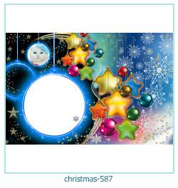 Karácsonyi képkeret 587