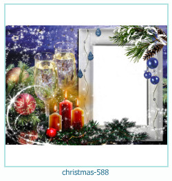 christmas Photo frame 588