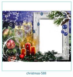 Karácsonyi képkeret 588