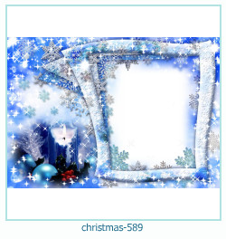 Karácsonyi képkeret 589