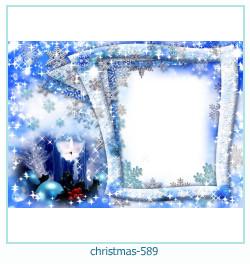 क्रिसमस फोटो फ्रेम 589