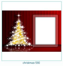 Karácsonyi képkeret 590