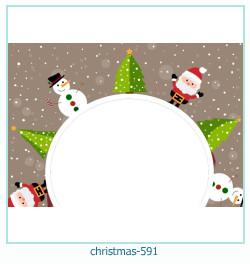 Karácsonyi képkeret 591