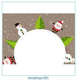 क्रिसमस फोटो फ्रेम 591