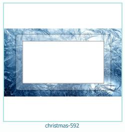 Karácsonyi képkeret 592