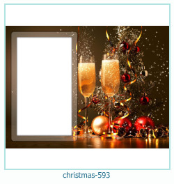 Karácsonyi képkeret 593