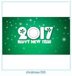 Karácsonyi képkeret 595