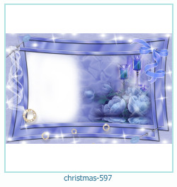 christmas Photo frame 597