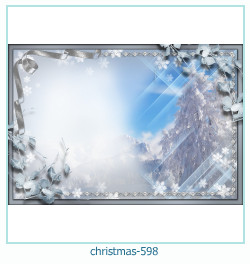christmas Photo frame 598