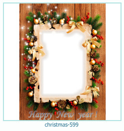 christmas Photo frame 599