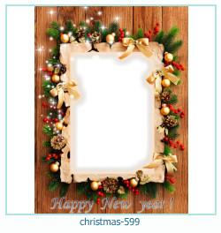क्रिसमस फोटो फ्रेम 599