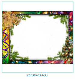 christmas Photo frame 600