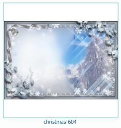 क्रिसमस फोटो फ्रेम 604
