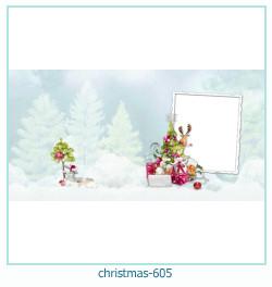 Karácsonyi képkeret 605