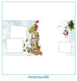 Karácsonyi képkeret 606