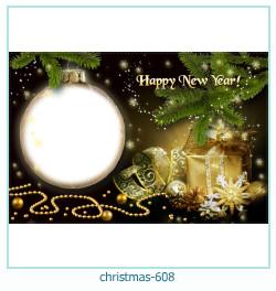 Karácsonyi képkeret 608