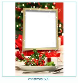 Karácsonyi képkeret 609