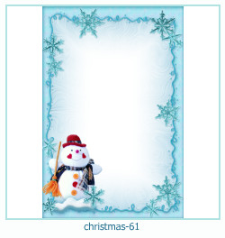 christmas Photo frame 61