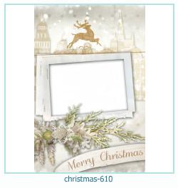Karácsonyi képkeret 610