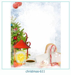 क्रिसमस फोटो फ्रेम 611