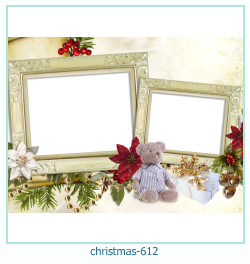 christmas Photo frame 612