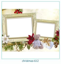 Natale Photo frame 612