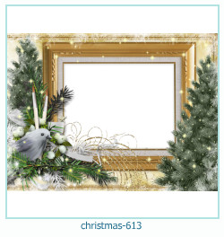 क्रिसमस फोटो फ्रेम 613
