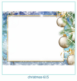 christmas Photo frame 615