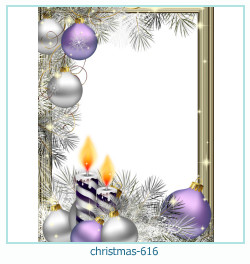 क्रिसमस फोटो फ्रेम 616