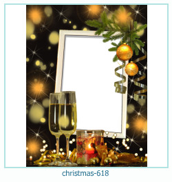 christmas Photo frame 618